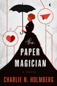 The Paper Magician by Charlie N. Holmberg Cover